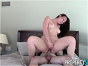 PropertySex Real Estate Agent Has ultra-kinky fuck-a-thon With client