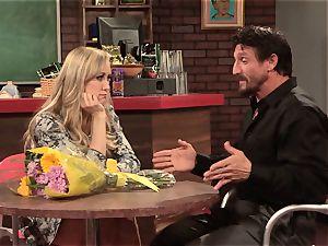 mind-blowing wifey Brandi enjoy gets her spouse back
