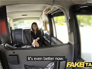 fake cab fat facial jism shot for dark haired in pantyhose