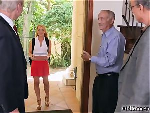 South large bosoms Frannkie And The gang Tag crew A Door To Door Saleswoman