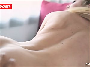 Running for love Apolonia and Sicilia have naughty lovemaking