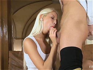 LETSDOEIT - insatiable girlfriend Doesn't Let Her dude Work