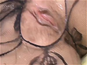 41Ticket - Hatsuka Kobayashi Creampied in lingerie