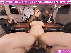 VRBangers.com-Busty babe is pulverizing rock-hard in this agent