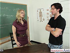 whorey educator Sarah