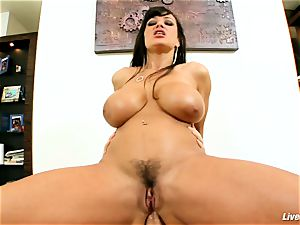 LiveGonzo Lisa Ann Mature Getting booty banged