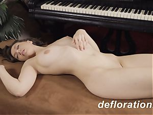 cherry audition of Danu Nebudu and a teasing have fun