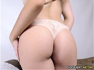 Melissa Moore takes big black cock point of view fashion
