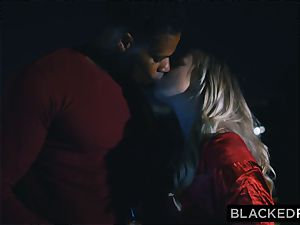 BLACKEDRAW bf with cheating dream shares his blonde girlfriend