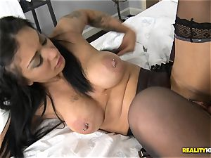 Mai Bailey pulverizes on camera for a succulent deal