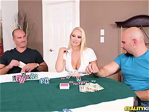 Vanessa box - My husband's best friends smashes my fuck-holes