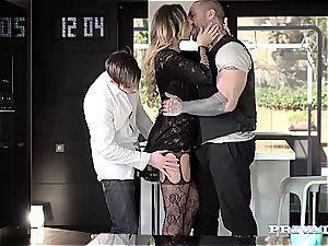bouncy ass Anna Polina Gets ravaged rigid