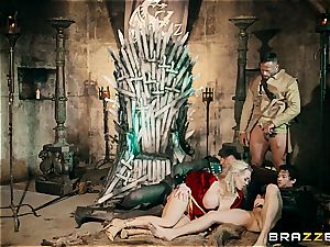 boning the princess on of the iron throne one last time
