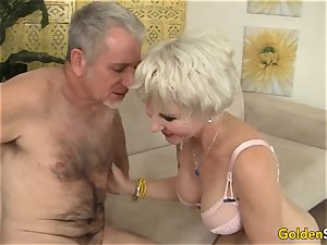 big fuckpole for grandma