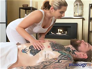 massage apartments lovely petite ash-blonde deep-throats and drills