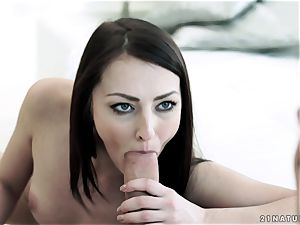 handsome natural babe drilled In booty