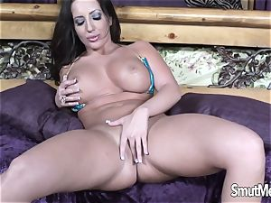 steamy Blooded milf Blows and pounds a large pecker