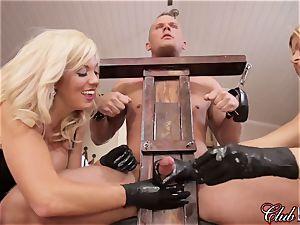 spunky Ms. Alexis Fawx dominates her fresh servant