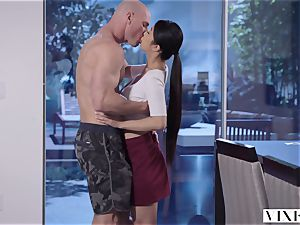 VIXEN young japanese student Has sultry hookup With Neighbor