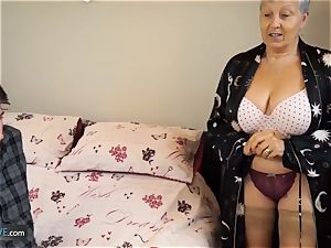 AgedLovE insatiable grandmas hardcore fuckfest Compilation