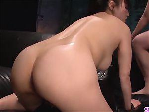 intense point of view chinese porn with naked Azusa Nagasawa
