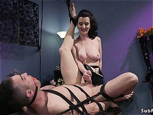 furry huge-titted mistress buttfuck humps masculine