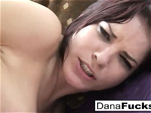 Dana bj's lollipop and gets plumbed