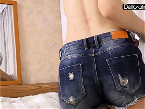 pinkish underpants hotty drains