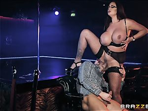 Emma bootie riding on top
