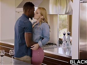 BLACKED warm girlfriend thirsts and Cheats With bbc