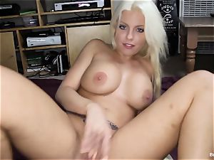 Britney Amber pounds My spear point of view